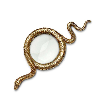 L'Objet Snake Magnifying Glass