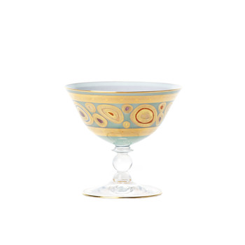 Vietri Regalia Dessert Bowl