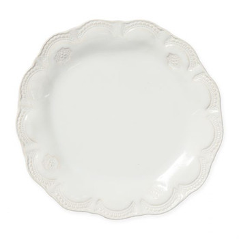 Vietri Incanto Stone Baroque Salad Plate