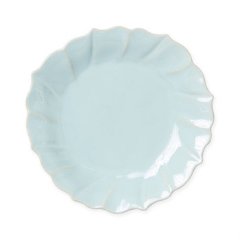 Vietri Incanto Stone Ruffle Salad Plate