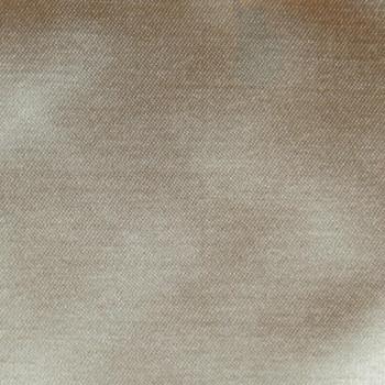 Ann Gish Duchess Satin Pillow - Taupe - 18x12