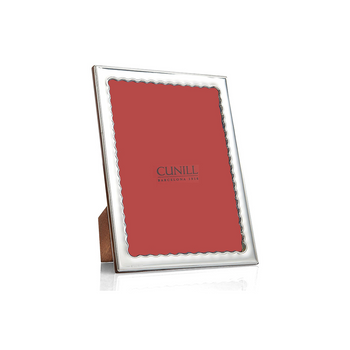 Cunill Sterling Silver Drifts Picture Frame