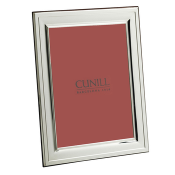 Cunill Sterling Silver Hampton Picture Frame