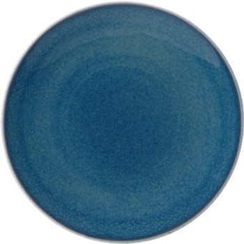 """Royal Crown Derby Candied Sky 10.5"""" Dinner Plate"""