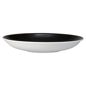 """Royal Crown Derby Almost Midnight 9"""" Small Pasta Bowl"""