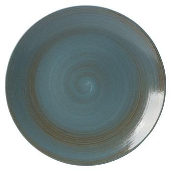 "Royal Crown Derby Ocean Whisper 13.5"" Platter"