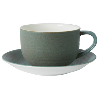 Royal Crown Derby Ocean Whisper 12 oz Cappuccino Cup