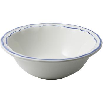 Gien Filet Bleu Cereal Bowl