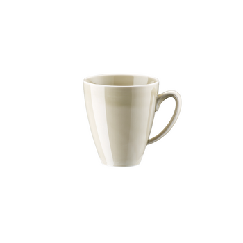 Rosenthal Mesh Cream Mug with Handle
