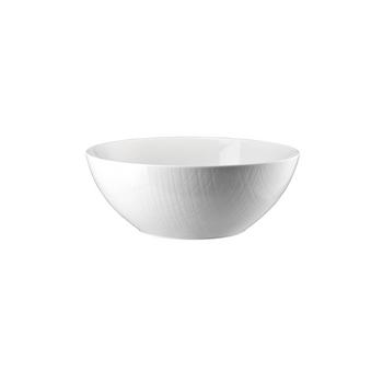 Rosenthal Mesh White Salad/Serving Bowl