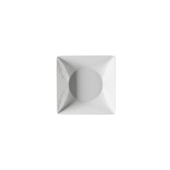 Rosenthal Mesh White Deep Square Plate