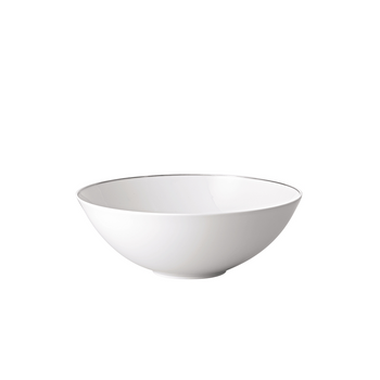 Rosenthal TAC 02 Platinum Large Open Vegetable Bowl