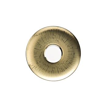 Rosenthal TAC 02 Skin Gold Combi Saucer/Tea Saucer