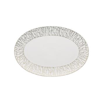 Rosenthal TAC 02 Skin Small Gold Platter