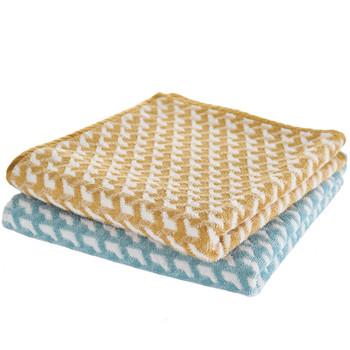 Abyss & Habidecor Arrow Hand Towel - Euro