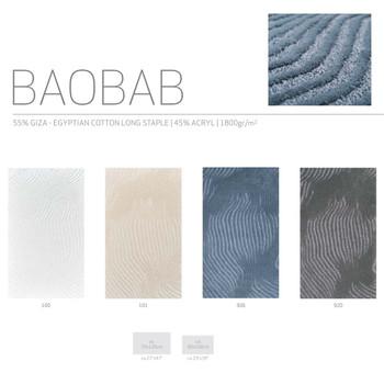 Abyss & Habidecor Baobab Bath Rug