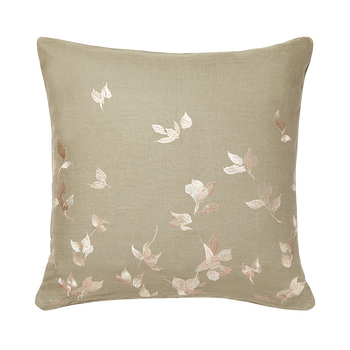 Sferra Miada Decorative Pillow - Olive