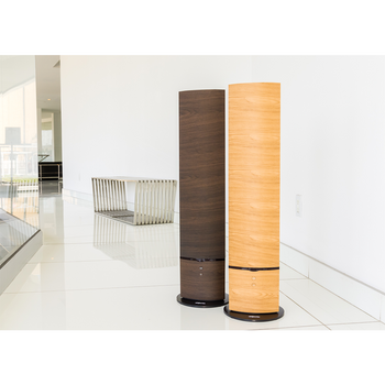 Objecto W9 Wooden Limited Edition Floorstanding Humidifier With Aroma Therapy & Remote Control