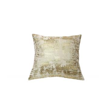Ann Gish Scratch Pillow - 18x18