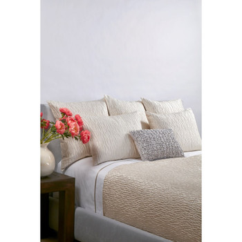 Ann Gish Cloud Ivory Duvet Set