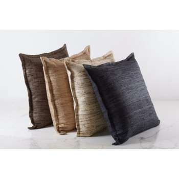 Ann Gish Wild Silk Pillow