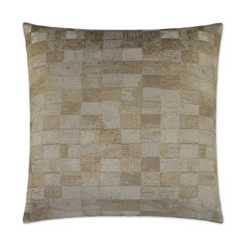DV KAP Street View Decorative Pillow - Ivory 22x22