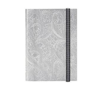 Christian Lacroix Paseo Silver Notebook - Medium