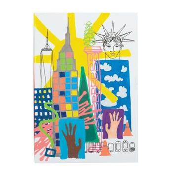 Christian Lacroix A5 New York Journal - Medium