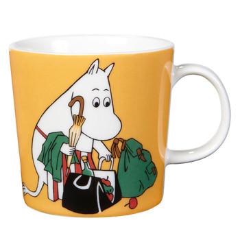 Moomin Mug 10oz Moominmamma Apricot