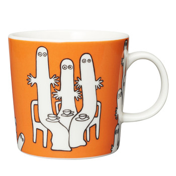 Moomin Mug 10oz-Hattifatteners