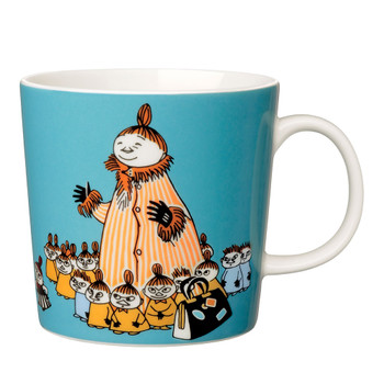 Moomin Mug 10oz Mymble's Mother