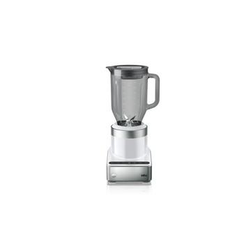 Braun PureMix Countertop Blender - Stainless/White