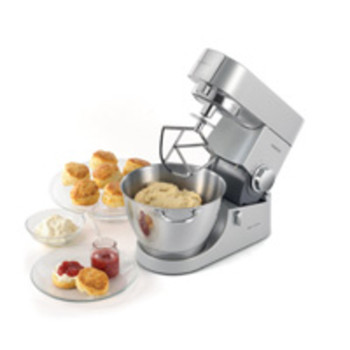 Kenwood 5-Qt Titanium Chef Kitchen Machine/Stand Mixer