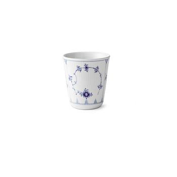 Royal Copenhagen Blue Fluted Plain Thermal Cup, 9.75 Qt
