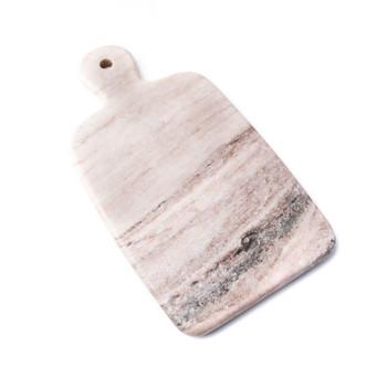 Simon Pearce Beige Marble Board - Medium