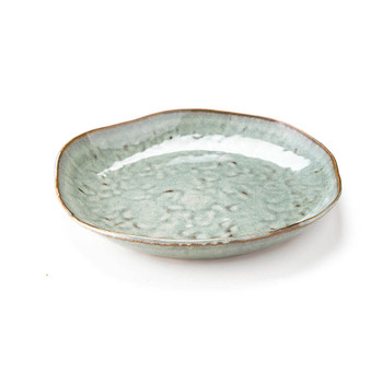 Simon Pearce Burlington Side Plate - Moss Glen