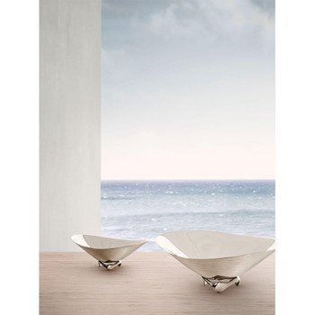 Georg Jensen HK Wave Bowl SS 310 mm