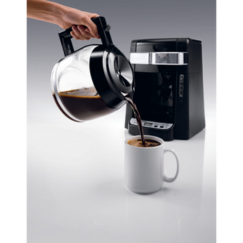 De'Longhi Automatic Drip Coffee Makers - DCF2212T (12 Cup Programmable)