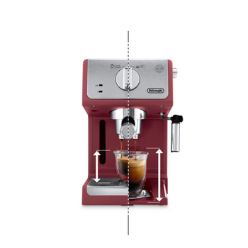 De'Longhi Pump Driven Espresso/Cappuccino - ECP3220R
