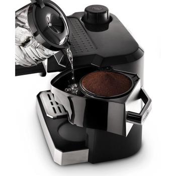 De'Longhi Combination Espresso & Drip Coffee - BCO330T