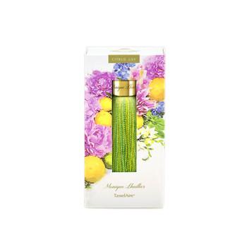 Agraria Monique Lhuillier Collection Citrus Lily TasselAire