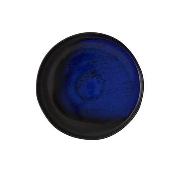 Vista Alegre Casa Alegre Noir Round Platter