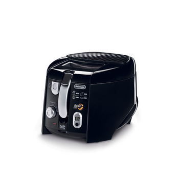 DeLonghi Roto Fry Cool Touch Low Oil Deep Fryer - Black