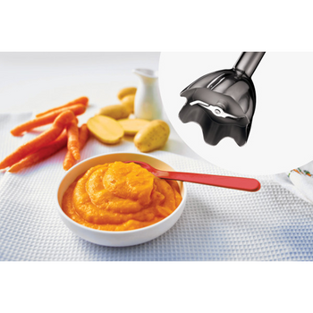 Braun MultiQuick 5 Baby Food Maker and Hand Blender - MQ523