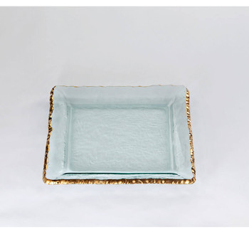 Annieglass Edgey Square Platter