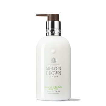 Molton Brown Hand Lotion- Dewy Lily of the Valley & Star Anise