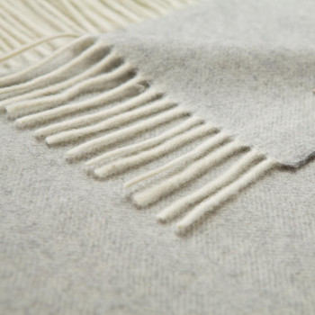 Marzotto Lab Saturno Double Faced Throw