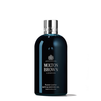 Molton Brown Bath & Shower Gel - Russian Leather