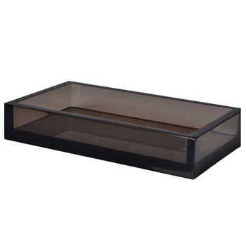 Mike & Ally Smoked Ice - Large Vanity Tray