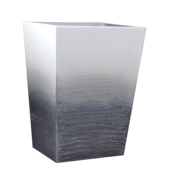 Mike & Ally Ombre Straight Wastebasket